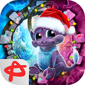 🔎 Twisted Worlds: Hidden Object Christmas Mystery
