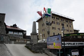 Photo: I na przełęczy Stelvio :)