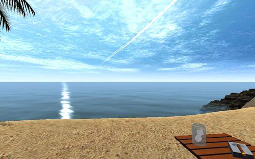 BrizTech 3D Beach VR