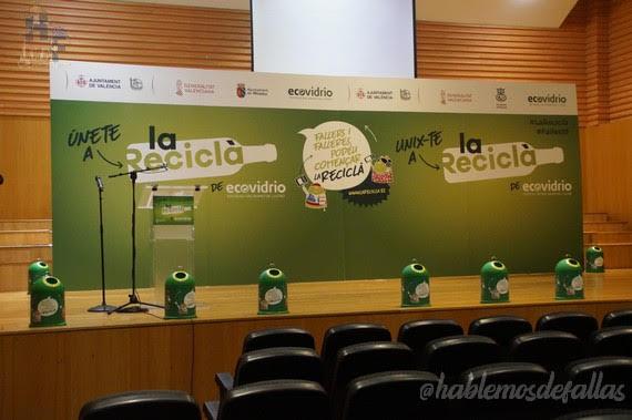 Entrega de premios La Reciclá