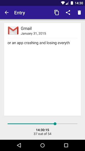 type machine screenshot 3