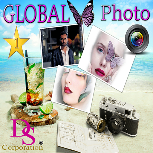 GLOBAL  Photo Editor Full