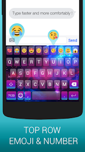 Emoji Keyboard Cute Emoticons screenshot 6
