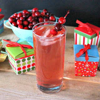 Rudolph's Red Nose Drink