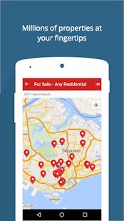 PropertyGuru Singapore - náhled