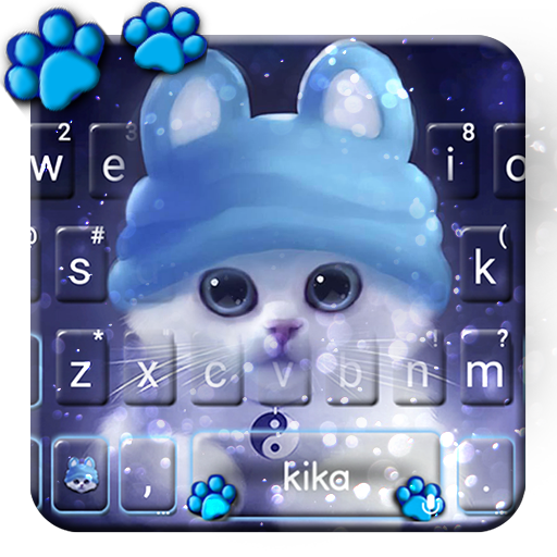 Kitty Hat Keyboard Theme Icon