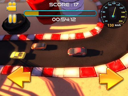 Car Wars Mini Racing 3D 1.02 screenshot 91439