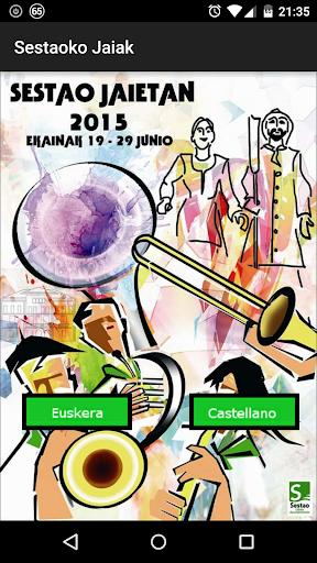 Fiestas de Sestao 2015