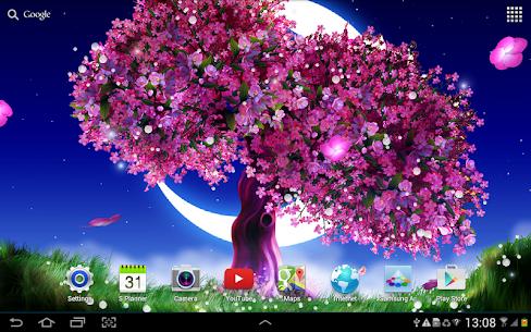 Cherry Blossom Live Wallpaper 4