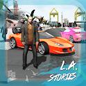 L.A. Crime Stories Mad City Crime icon