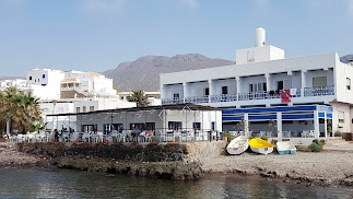 El Restaurante La Isleta tiene las mejores vistas al Cabo.