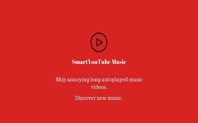 SmartYouTube Music