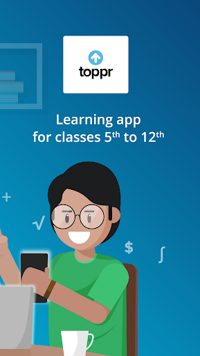 Screenshot for Toppr - Learning app for classes 5th to 12th in Hong Kong Play Store