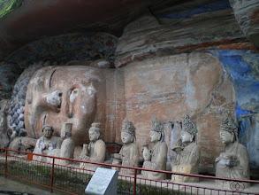 Photo: Sakyamuni is the founder of Buddhism