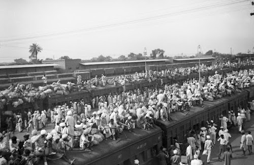 "When Muslims in India are told to ""Go to Pakistan,"" the reaction across the border will likely be to tell religious minorities to ""Go to India."" We have been here before, in 1947.. BETTMANN/GETTY IMAGES"