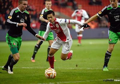 Europa League : Le Standard n'a jamais rivalisé avec Feyenoord (0-3)