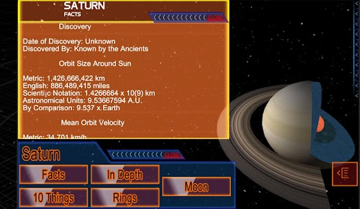 Solar System 3D: Space And Planet Simulator Apk Download Latest Version 4
