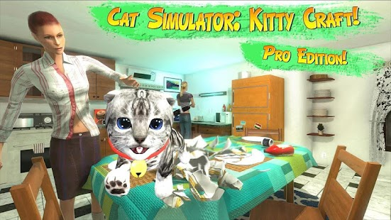 Cat Simulator Kitty Craft Pro Edition Screenshot