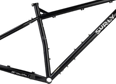 Surly Ogre Frameset - Blacktacular alternate image 0