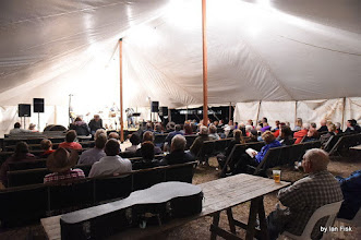 Photo: Beatles Singalong in the Competition Tent