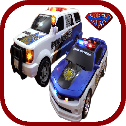 Toy Cars kids video