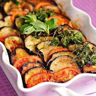 Eggplant Casserole