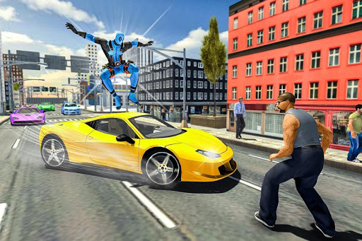 Dead Superhero Sword Fighter City Pool Mission 1.1 screenshots 1