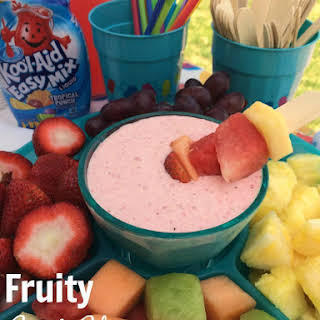 Fruity Greek Yogurt Dip.