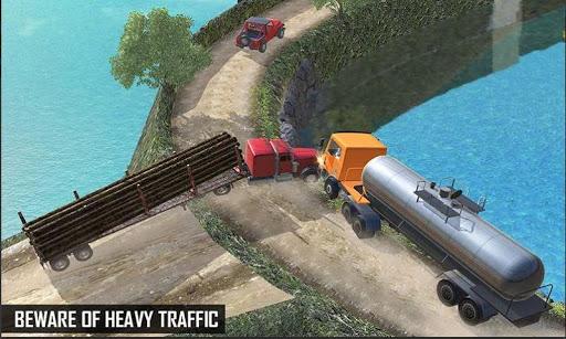 Oil Tanker Truck Simulator : Offroad Missions 2.3 screenshots 5