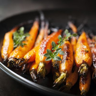 Pan-Seared Carrots
