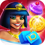 Cleopatra Gifts - Match 3 Puzzle Icon