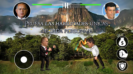 Venezuela Political Fighting screenshot 6