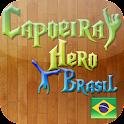 Capoeira Hero jogo brasil icon