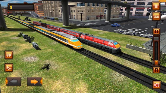Train Simulator Games- screenshot thumbnail