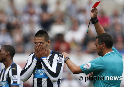 Aleksandar Mitrovic pakt snel rood in Newcastle - Arsenal