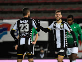 Massimo Bruno seul absent pour le Sporting de Charleroi en stage