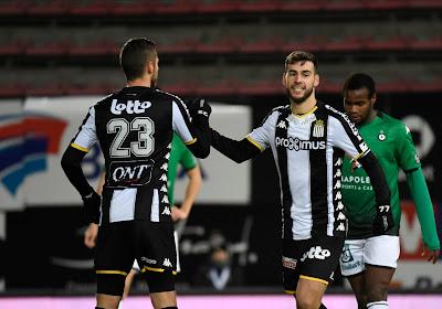 Un seul absent au stage du Sporting de Charleroi