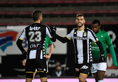 Massimo Bruno seul absent pour le Sporting de Charleroi en stage