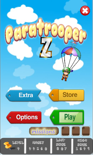 Paratrooper Z