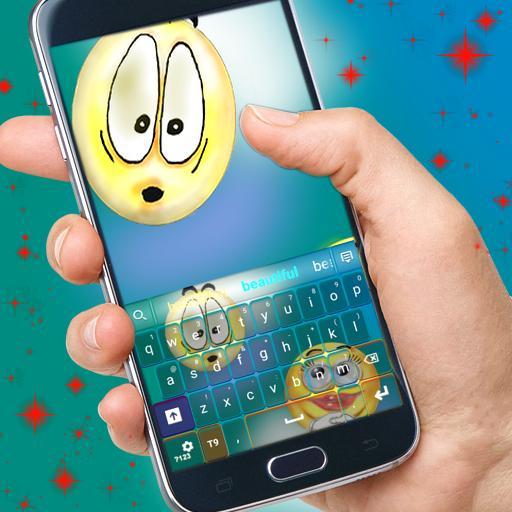 3D表情符號鍵盤 個人化 App LOGO-硬是要APP