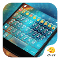 Space Worm Hole Keyboard Theme icon
