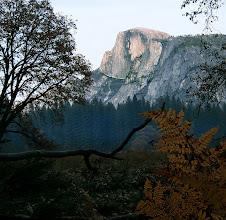 Photo: Dusk to sunset at Yosemite's Stoneman Meadow