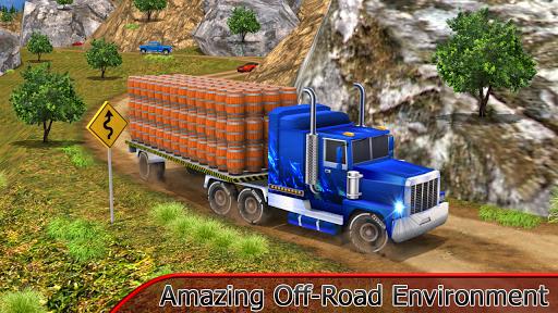Offroad Truck Drive Simulator