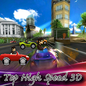Top High Speed 3D Race