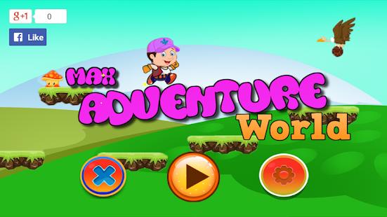 Download Max Adventure World For PC Windows and Mac apk screenshot 1