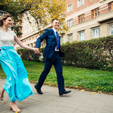 Wedding photographer Anastasiya Zadorova (zadorova). Photo of 13.10.2017