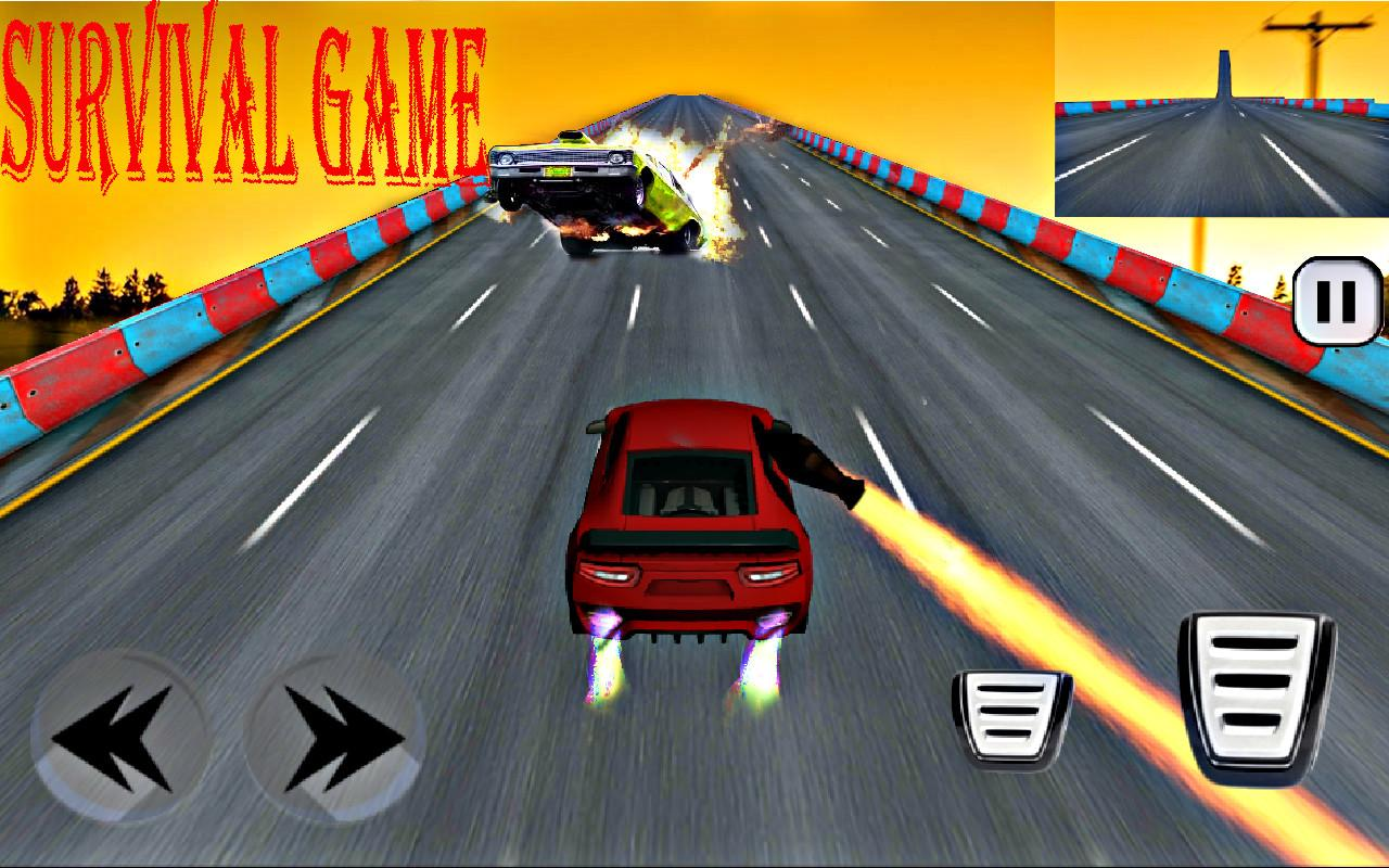 Missile Vs Cars - Rocket survival- screenshot