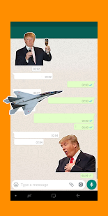 World Leaders Sticker Pack for WhatsApp 3