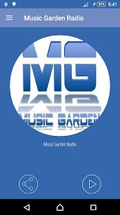 Music Garden Radio - náhled