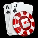 Blackjack Box : Free Blackjack Card Games icon